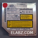 DVD teardown – Toshiba TS-L462 CD-RW/DVD drive