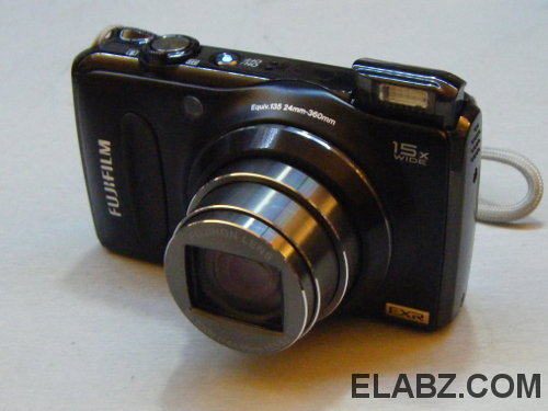 FujiFilm FinePix F300EXR - do NOT use before upgrading the firmware
