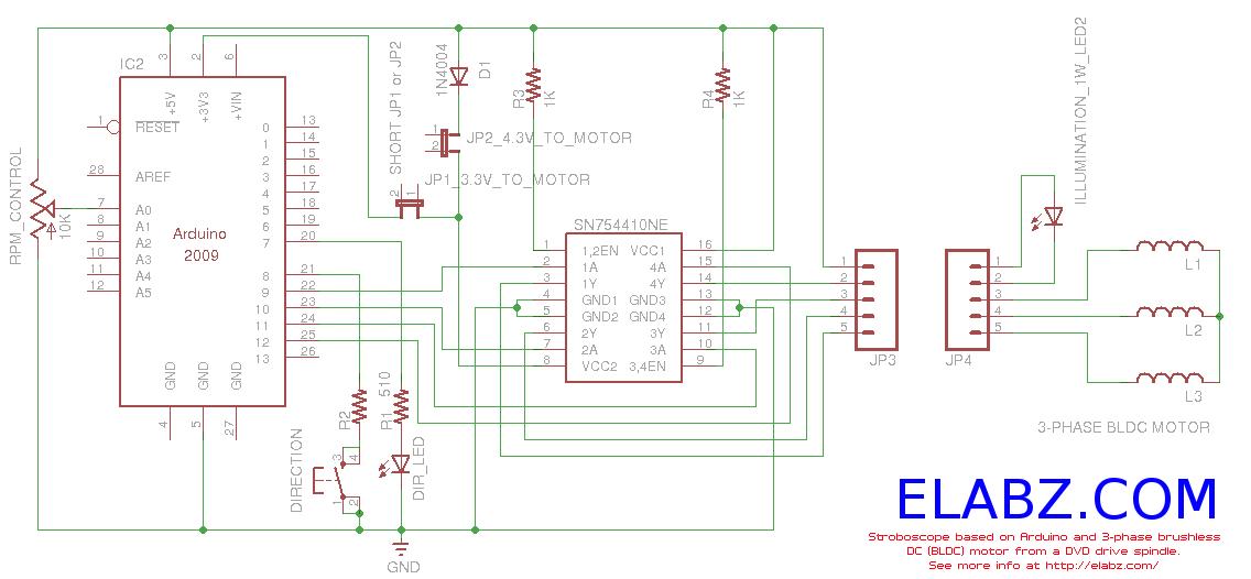 circuit_dagram bldc motor circuit diagram circuit and schematics diagram  at bayanpartner.co