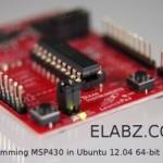 MSP430 in 64-bit Ubuntu 12.04 Linux – the Arduino Way